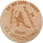 69. MS 2005 - Vídeň