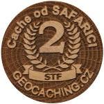Cache od SAFARICI (STF)