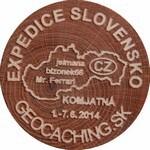 EXPEDICE SLOVENSKO