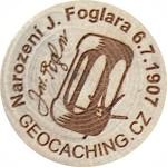 Narození J.Foglara 6.7.1907