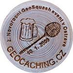 2. Novorocni GeoSquash event v Ostrave