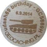 udash69 birthday - GC5869H