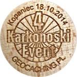 4 Karkonoski Event - Kopaniec - 18.10.2014