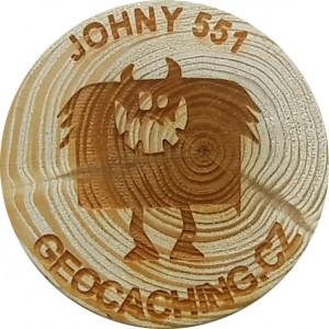 JOHNY 551