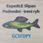 ExpedicE Slipan Podvodní - treni ryb
