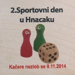 2.Sportovni den u Hnacaku