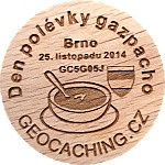Den polévky gazpacho