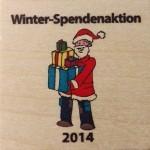 Winter-Spendenaktion 2014