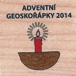 Adventní geoskořápky 2014