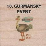 10. GURMÁNSKÝ EVENT