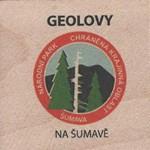 GEOLOVY NA ŠUMAVĚ