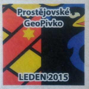 Prostějovské GeoPivko - LEDEN 2015