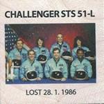 CHALLENGER STS 51-L