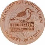 GEOCOINFEST EUROPE ULM