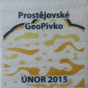 Prostějovské GeoPivko - ÚNOR 2015