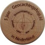 5 jaar Geocoinshop.nl in Nederland