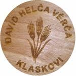 DAVID HELCA VERCA