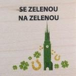 Se zelenou na Zelenou