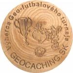 Výherca Geo-futbalového turnaja