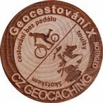 Geocestování X