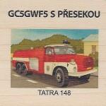 GC5GWF5 PŘESEKOU