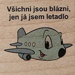 Všichni jsou blázni, jen já jsem letadlo