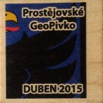 Prostějovské GeoPivko - DUBEN 2015