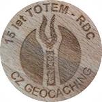 15 let TOTEM - RDC