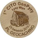 "1"" CITO Geopyry"