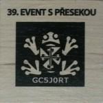 39. EVENT S PŘESEKOU
