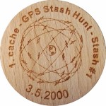 1. Cache - GPS Stash Hunt - Stash 1
