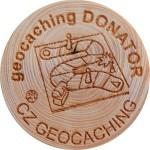 geocaching DONATOR