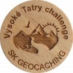 Vysoké Tatry challenge