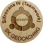 Sifrovana IV (Teamwork)