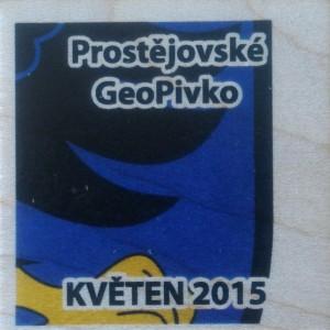Prostějovské GeoPivko - KVĚTEN 2015