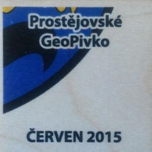 Prostějovské GeoPivko - ČERVEN 2015