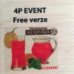 4P EVENT - Free verze