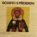 GC5XFG1 S PŘESEKOU