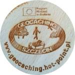 GEOCACHING SZCZECIN www.geocaching.hot-point.pl