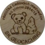 rozlúčka Ľadových medveďov so zimou 2014/2015