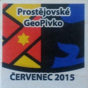 Prostějovské GeoPivko - ČERVENEC 2015