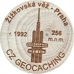 Žižkovská věž - Praha