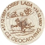 *17.12.1887 JOSEF LADA +14.12.1957