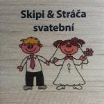 Skipi & Stráča svatební