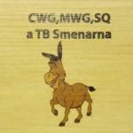 CWG,MWG,SQ a TB Smenarna