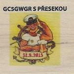 GC5GWGR S PŘESEKOU