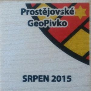 Prostějovské geopivko - SRPEN 2015