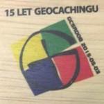 15 let Geocachingu