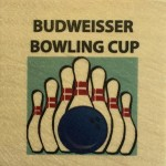 BUDWEISSER BOWLING CUP