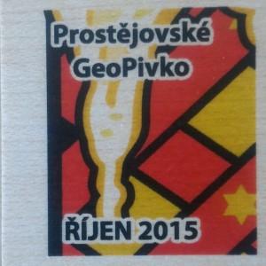 Prostějovské geopivko - ŘÍJEN 2015